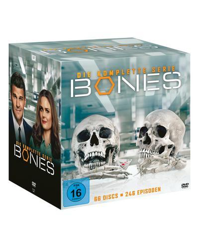 Bones - Complete Box