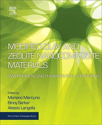 Modified Clay and Zeolite Nanocomposite Materials: Environmental and Pharmaceutical Applications