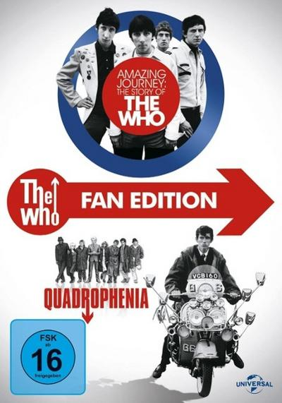The Who : Amazing Journey Fan Edition