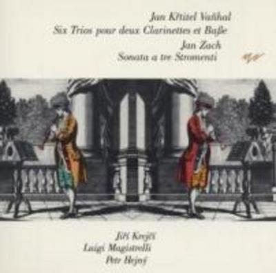 Kammermusik Für Zwei Klarinetten Und Bass