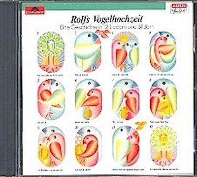 Rolfs Vogelhochzeit. CD