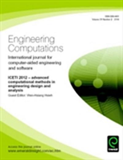 ICETI 2012 - Advanced Computational Methods in Engineering Design and Analysis