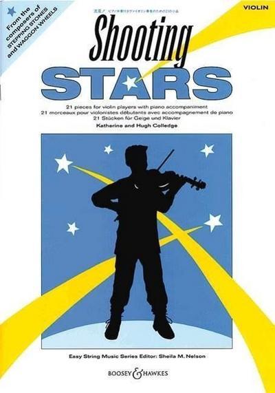 Shooting Stars: Violine und Klavier