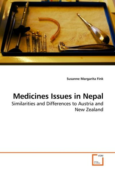 Medicines Issues in Nepal