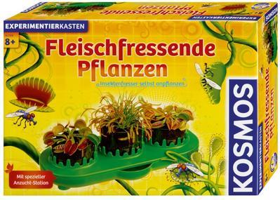 Kosmos 631611 - Fleischfressende Pflanzen