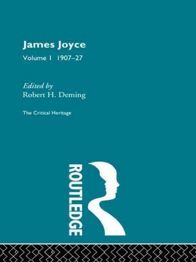 James Joyce: Volume 1