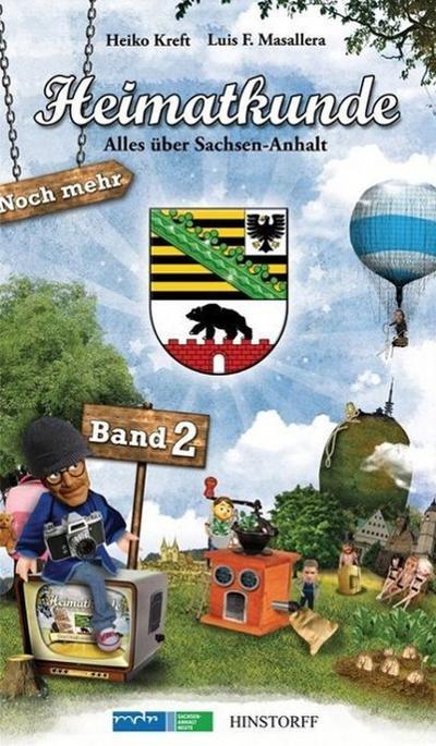 Alles über Sachsen-Anhalt  02 Heimatkunde
