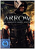 Arrow. Staffel.4, 5 DVDs