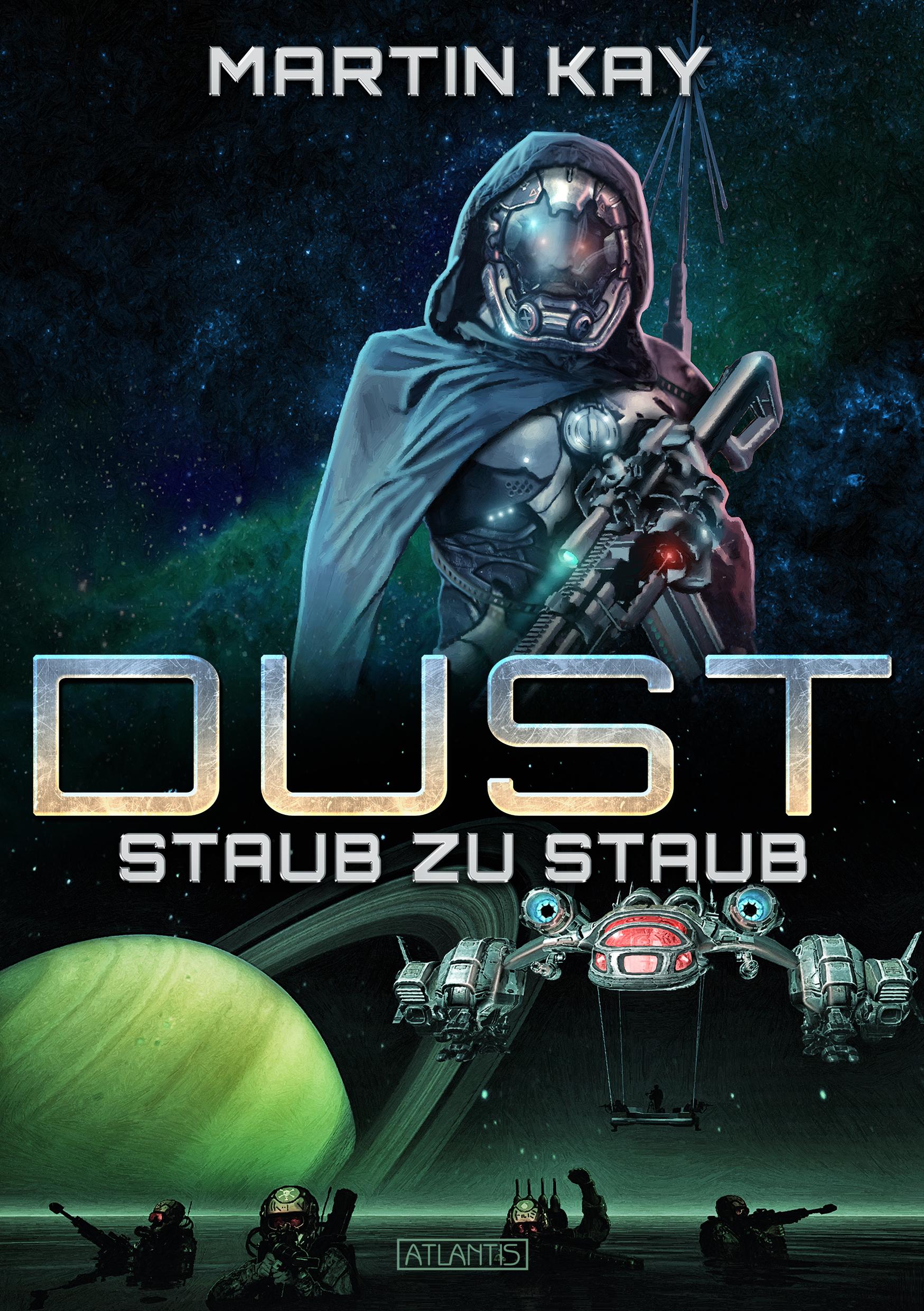 Martin Kay ~ DUST 2: Staub zu Staub 9783864024320