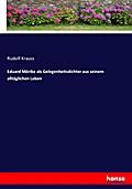 Eduard Mörike als Gelegenheitsdichter aus seinem alltäglichen Leben