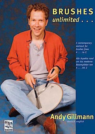 Brushes Unlimited ..., 1 DVD, deutsche u. englische Version