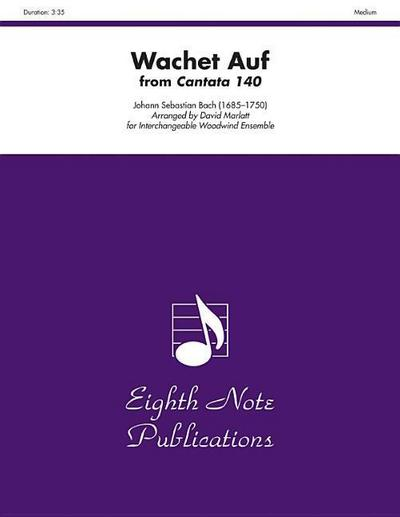 Wachet Auf (from Cantata 140): Score & Parts