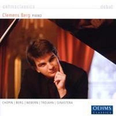 Clemens Berg,Piano