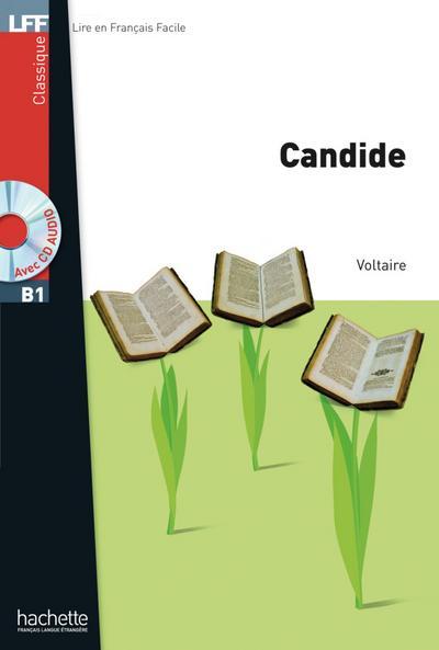 Candide. Lecture Facile 2 / Lektüre + Audio-CD