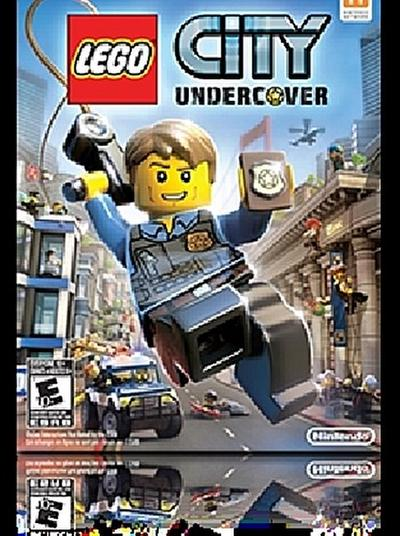 LEGO CITY Undercover (Playstation PS4)