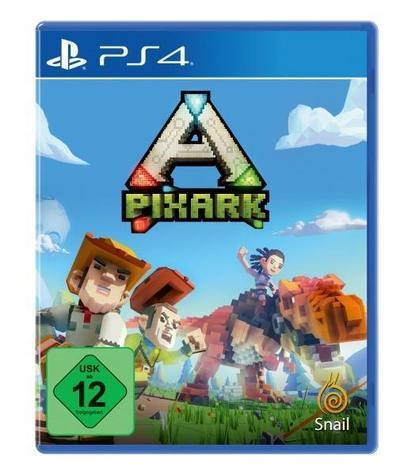 PixARK (PlayStation PS4)