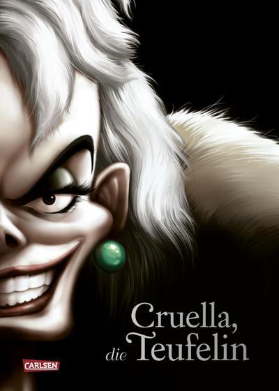 Disney - Villains 7: Cruella, die Teufelin