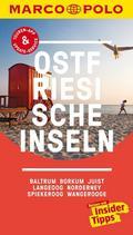 MARCO POLO Reiseführer Ostfriesische Inseln, Baltrum, Borkum, Juist, Langeoog, Norderney, Spiekeroog, Wangerooge