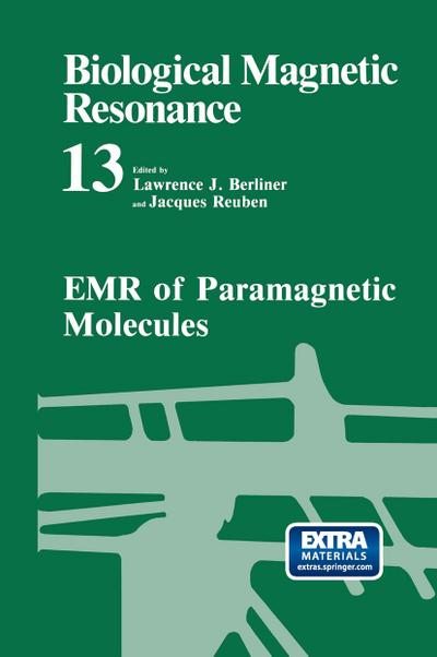 EMR of Paramagnetic Molecules