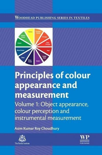 Principles of Colour and Appearance Measurement,
