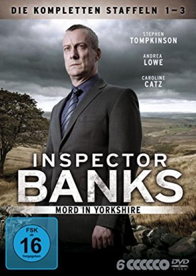 Inspector Banks - Mord in Yorkshire