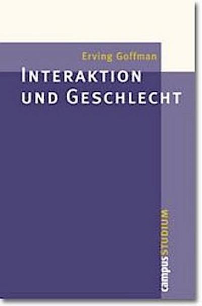 Interaktion und Geschlecht