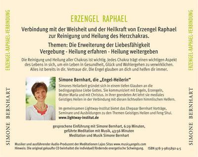 Erzengel-Raphael-Verbindung - Dein himmlischer Arzt und Heiler, Audio-CD