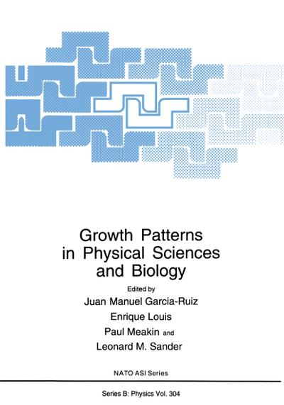 Growth Patterns in Physical Sciences and Biology