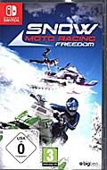 Snow Moto Racing Freedom, 1 Nintendo Switch-Spiel