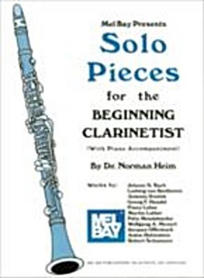 Solo Pieces for the Beginning Clarinetist