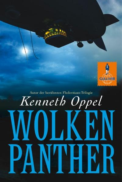 Wolkenpanther: Roman (Gulliver)