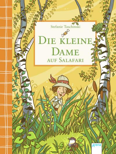 Die kleine Dame auf Salafari (3)