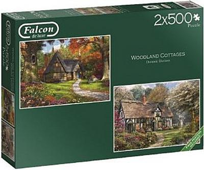 Woodland Cottages (Puzzle)