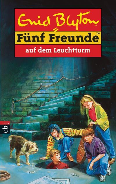 Fünf Freunde, Neubearb., Bd.16, Fünf Freunde auf dem Leuchtturm (Einzelbände, Band 16) - Bertelsmann Verlag - Gebundene Ausgabe, Deutsch, Enid Blyton, ,