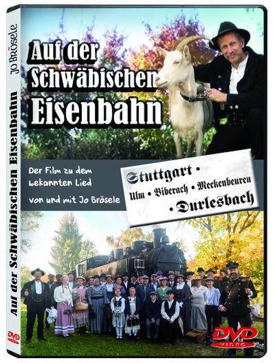 Auf der schwäbischen Eisenbahn - DVD