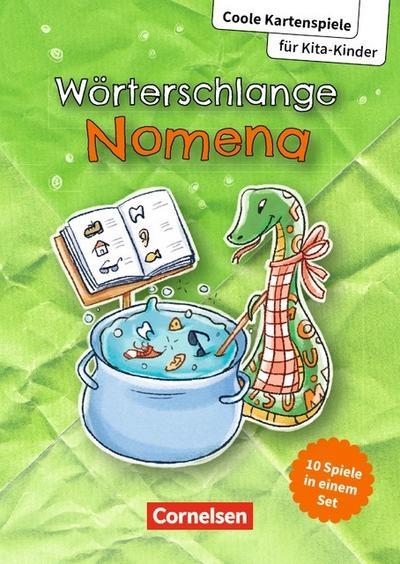 Wörterschlange Nomena