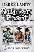 9780007520749 - Derek Landy: Skulduggery Pleasant: Books 1 - 3 - Buch