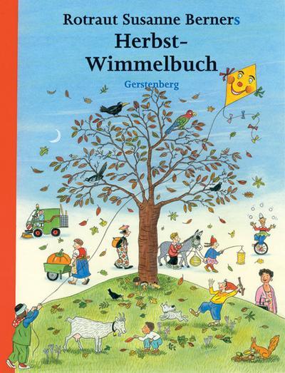 Herbst-Wimmelbuch - Mini: Mini-Ausgabe