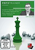 Queen's Gambit Declined - A complete repertoire for Black based on the Lasker Variation
