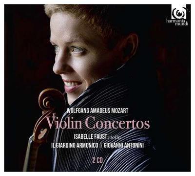 Violin Concertos - Wolfgang Amadeus Mozart