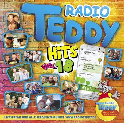 Radio TEDDY Hits. Vol.18, 1 Audio-CD
