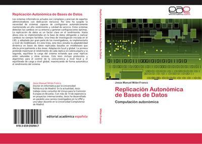 Replicación Autonómica de Bases de Datos