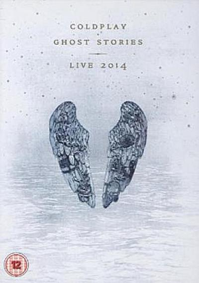 Ghost Stories Live 2014, 1 DVD +1 Audio-CD