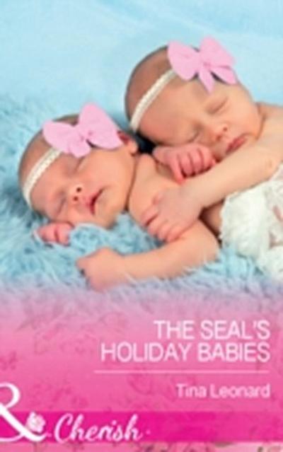 SEAL's Holiday Babies (Mills & Boon Cherish) (Bridesmaids Creek, Book 2)