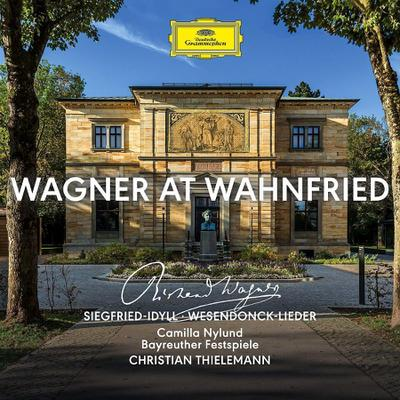 Wagner at Wahnfried