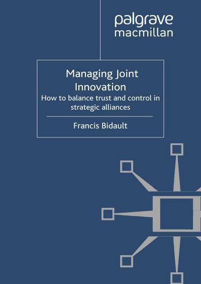 Managing Joint Innovation