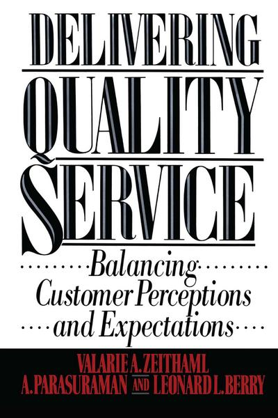 Delivering Quality Service