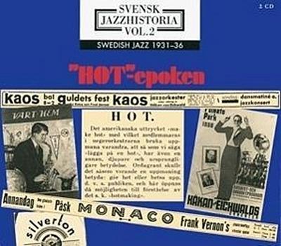 Swedish Jazz History Vol.2