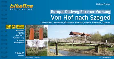 Europa-Radweg Eiserner Vorhang
