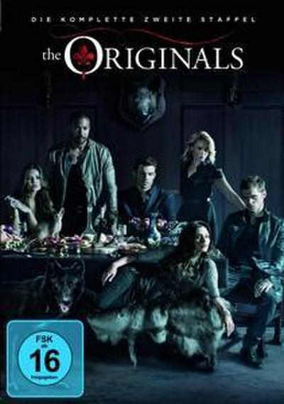 The Originals. Staffel.2, 5 DVD